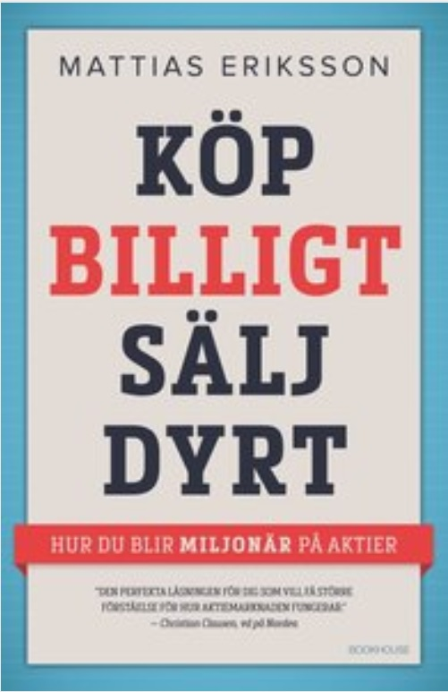 Bokomslag Köp billigt sälj dyrt Mattias Eriksson
