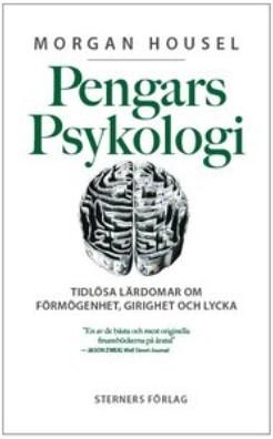 Bokomslag Pengars Psykologi