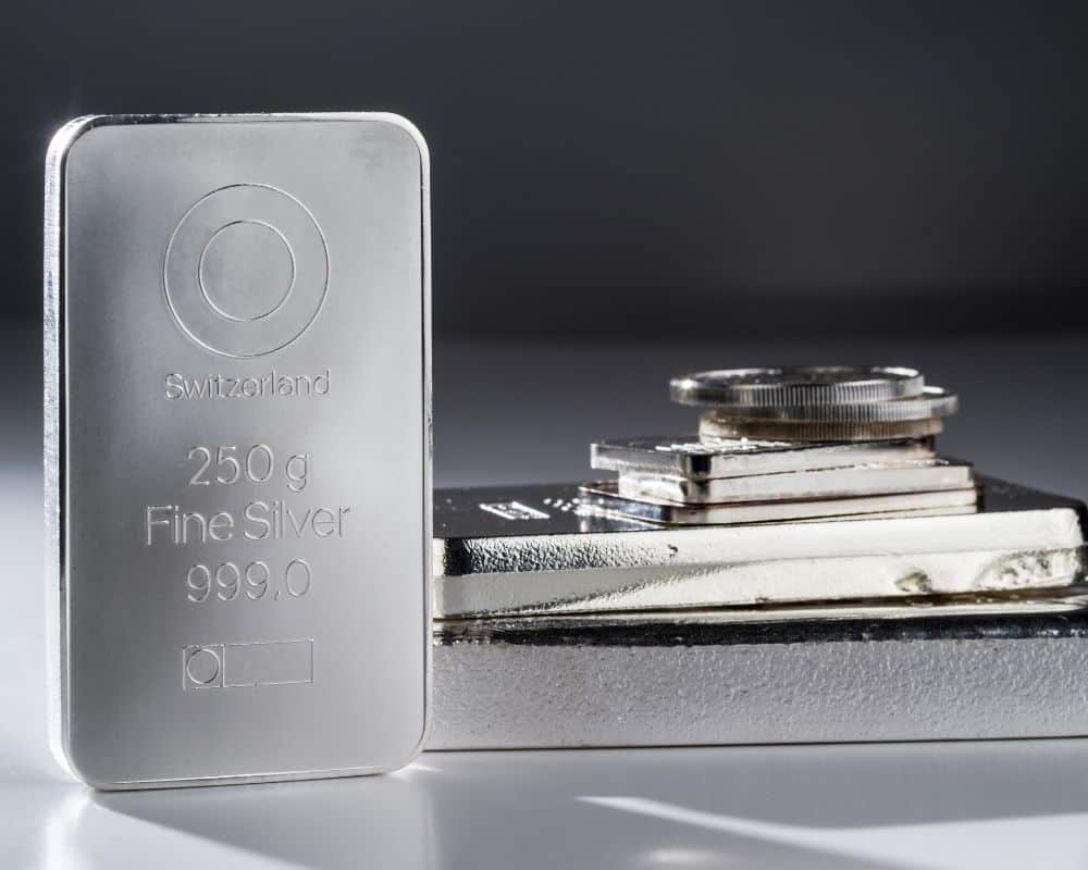 Silvertackor för investering