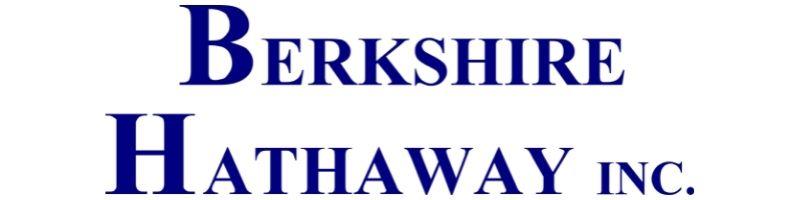 Logotyp för Berkshire Hathaway