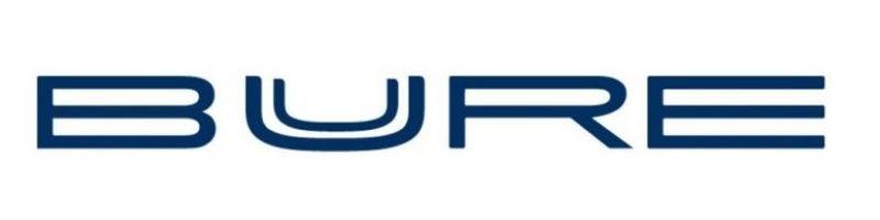 Logotyp för Bure