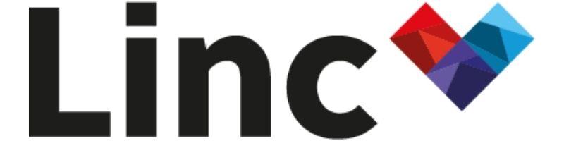 Logotyp för Linc