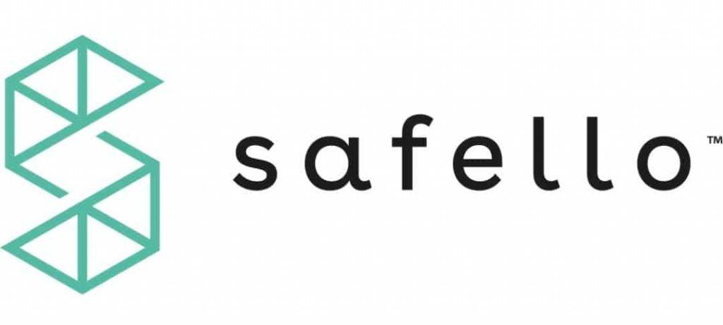 Logotyp för Safello